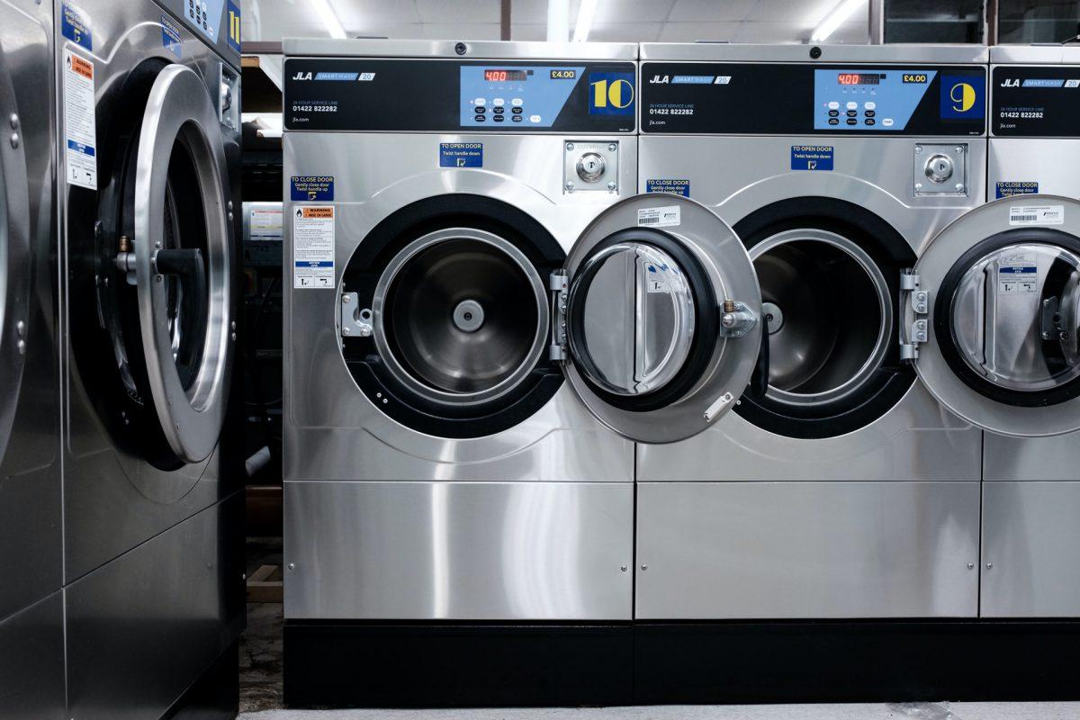 So reinigen Sie Ihre Waschmaschine und Ihren Trockner: Frühjahrsputz!